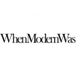 When Modern Was